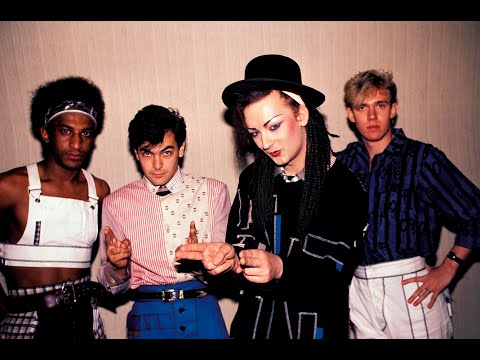 Boy George Culture Club Karma Chameleon