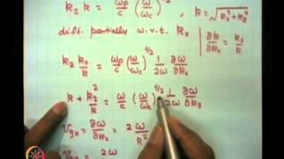 Mod-01 Lec-31 Low Frequency EM Waves Magnetized Plasma