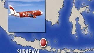 AirAsia Plane Carrying 162 Lost