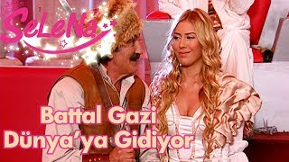 Selena, Battal Gazi'yi Dünya'ya götürüyor
