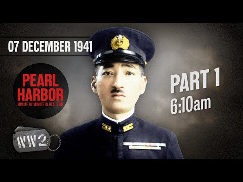 E.01 - Enter Japan - Pearl Harbor - WW2 - 120 A - December 7, 1941
