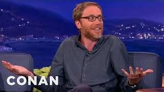 Stephen Merchant Longs For Medieval Romances