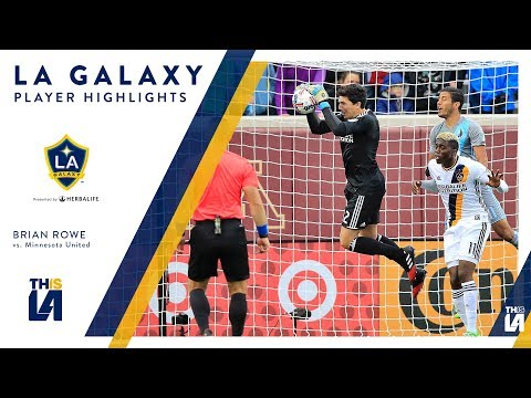 Video: HIGHLIGHTS: Brian Rowe's excellent goalkeeper performance vs. Minnesota United