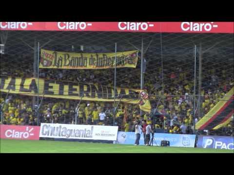 Sur Oscura / Salida Clasico - Sur Oscura - Barcelona Sporting Club