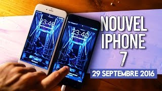 NOUVEL IPHONE 7 !, iPhone, Apple, iphone 7