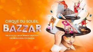 Video NEW Touring SHOW! Cirque du Soleil BAZZAR is Premiering in India   See Rehearsals & Interviews MP3, 3GP, MP4, WEBM, AVI, FLV Juni 2018
