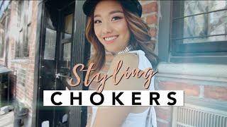 How I Style | Chokers by Clothes Encounters