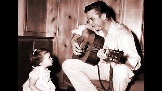 """Johnny Cash With Fiona Apple  """"Father And Son"""""""