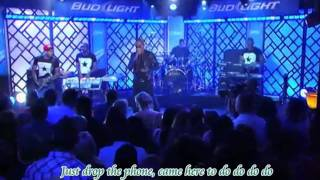 Dynamite-Taio Cruz (live) + lyrics on screen