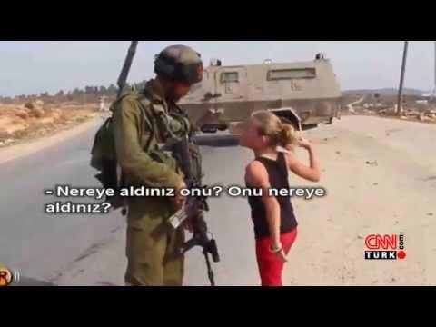 Video İsrail askerlerine kafa tutan Filistinli kız konuştu download in MP3, 3GP, MP4, WEBM, AVI, FLV January 2017