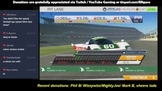 Playing Real Racing 3 Gameplay , Special Events, OMPand customizationMultistreaming with https://restream.io/