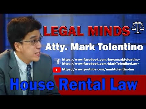 LM: House Rental Law