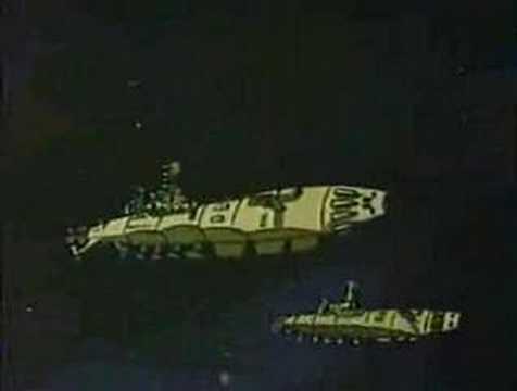 Starblazers Comet Empire - Saturn Battle - Part 1