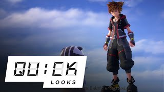 Kingdom Hearts III Re:Mind: Quick Look by Giant Bomb