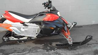6. 2008 Yamaha Phazer with SuperTrapp Exhaust