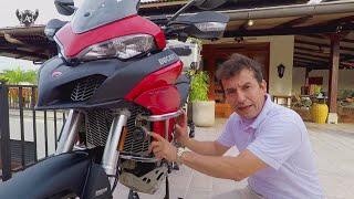 3. Prueba a detalle Ducati Multistrada 950.