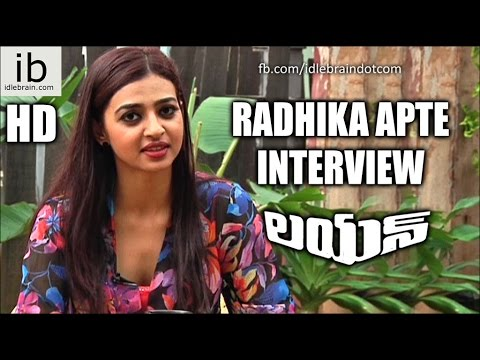 Radhika Apte Special Interview about Lion Movie