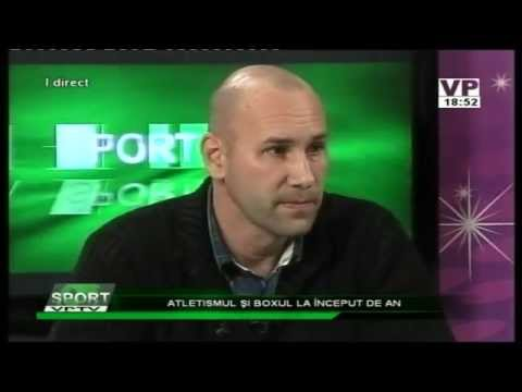 Emisiunea Sport VPTV – Titi Tudor și Augustin Iancu – 2 februarie 2015