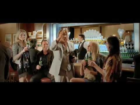 Bavaria Commercial w/ Iron Man 2 Star, Mickey Rourke