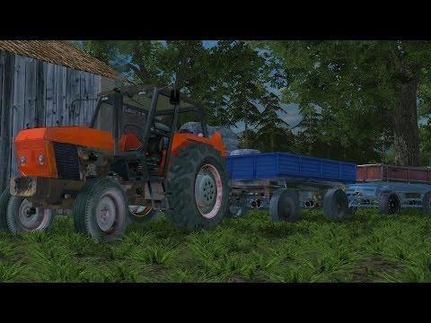 Ursus 1012 & Trailer (FS15) v1.0
