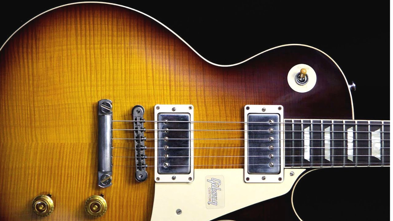 Classic Blues Rock Guitar Backing Track Jam in A Minor