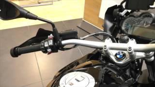 6. 2016 BMW R1200 GS Triple Black