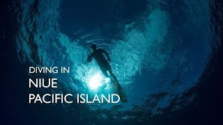 Niue is an island country in the South Pacific Ocean, northeast of New Zealand. The whole island is dotted with a myriad of caves and sheltered rocky coves s...