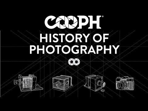 Historie fotografování v pěti minutách