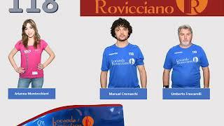 #vaporetti2018 Equipaggio N°118 Locanda Rovicciano