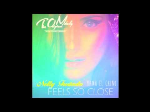 Nelly Furtado - Feel So Close (Calvin Harris Cover) lyrics