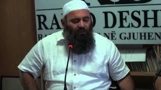 Pyetje Përgjigje me Hoxhë Bekir Halimi në Radio Dëshmia - Vushtrri (Ramazan 2014)