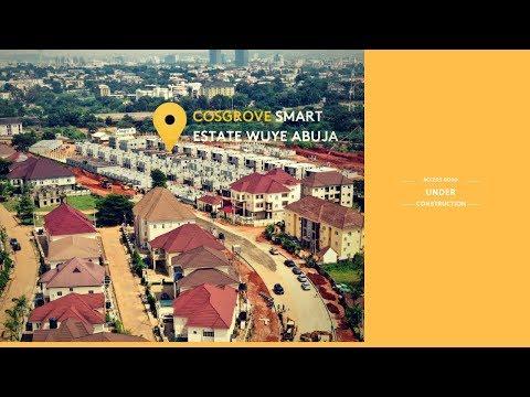ACCESS ROAD UNDER CONSTRUCTION | COSGROVE WUYE