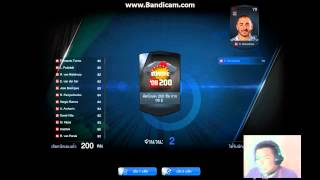 FIFA Online 3 : เปิดการ์ด EUROPE 08 TOP 200 EP.2, fifa online 3, fo3, video fifa online 3