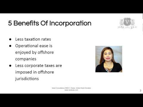 Offshore Company Registration | 5 Benefits Of Incorporation