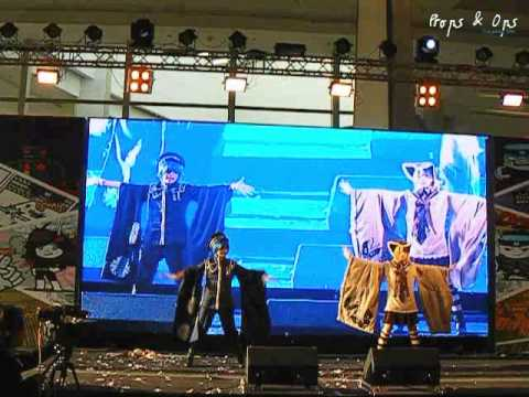 Thailand Comic Con Cosplay Performance Contest Team 07 – Vocaloid Senbonzakura