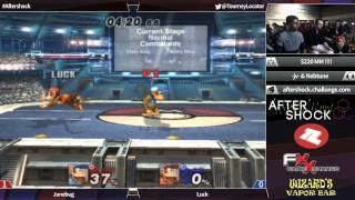 Junebug vs. Luck at Aftershock: High-level, super-hype MM between 2 of the best Diddy's in the game. (Bonus gfy's of highlights and breakdowns in the comments)