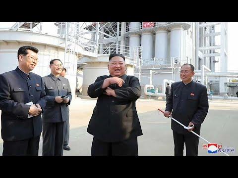 Β. Κορέα: Εμφανίστηκε δημόσια ο Κιμ Γιονγκ Ουν