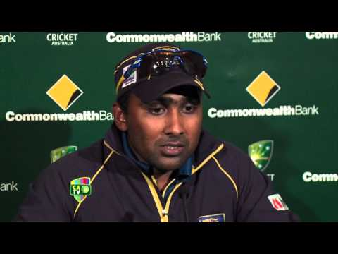 Mahela Jayawardene press conference (SL vs Aus, 4th ODI, SCG, 2013)