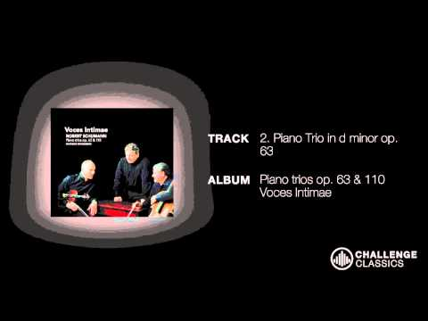 play video:Voces Intimae; Robert Schumann - Piano Trio in d minor op. 63