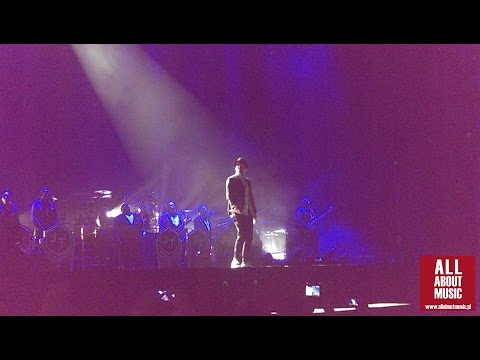Justin Timberlake – Holy Grail / Cry Me a River (Gdańsk 19.08.2014)