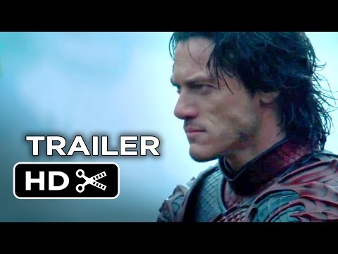 Dracula Untold Official UK Trailer #1 (2014) - Luke Evans, Dominic Cooper Movie HD
