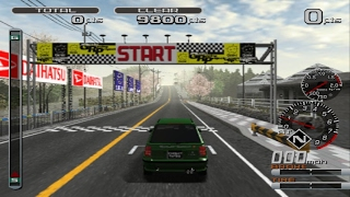 Nonton PlayStation2 PS2 Android Emulator Play! v0.30 Tokyo Xtreme Racer: Drift Film Subtitle Indonesia Streaming Movie Download