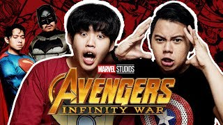 Video TIPE-TIPE INFINITY WAR REACTIONS MP3, 3GP, MP4, WEBM, AVI, FLV Oktober 2018