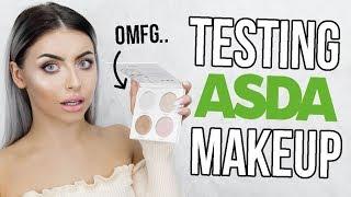 Video TESTING ASDA / WALMART MAKEUP! EVERYTHING UNDER £5! OMG! MP3, 3GP, MP4, WEBM, AVI, FLV Januari 2018