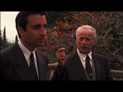 The Godfather: Part III (1990) - Vincent Meets Don Altobello