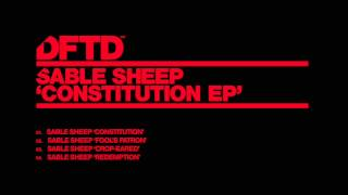 Sable Sheep 'Redemption'
