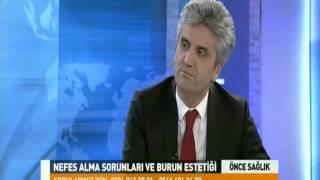 Doç.Dr.Hayati Akbaş-Fonksiyonel Burun Estetiği-Ülke Tv