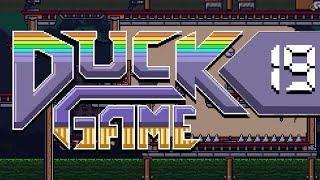Duck Game w/ PokeaimMD, Gator, Luke & steve TRUE LAG MASTER by PokeaimMD