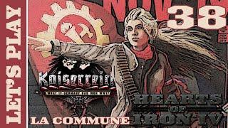 Hearts of Iron IV Gameplay FR 1080p HD Bonjour à tous et bienvenu dans Hearts of Iron IV Kaiserreich ! Ce mod (plutôt une total...
