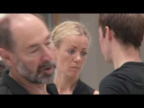 Scottish Ballet: Talks - Christopher Bruce